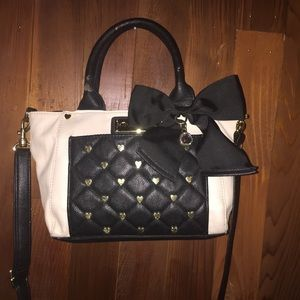 Betsey Johnson Mini Tote